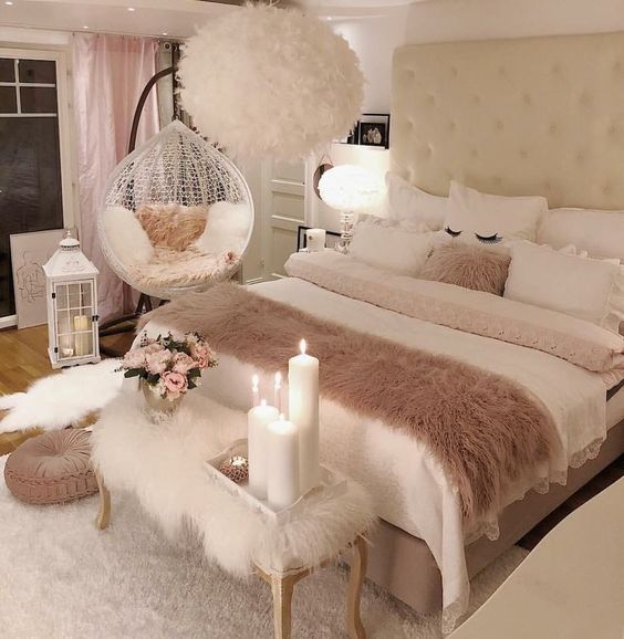 40+ Cozy Home Decorating Ideas for Girls' Bedrooms #bedroomideas