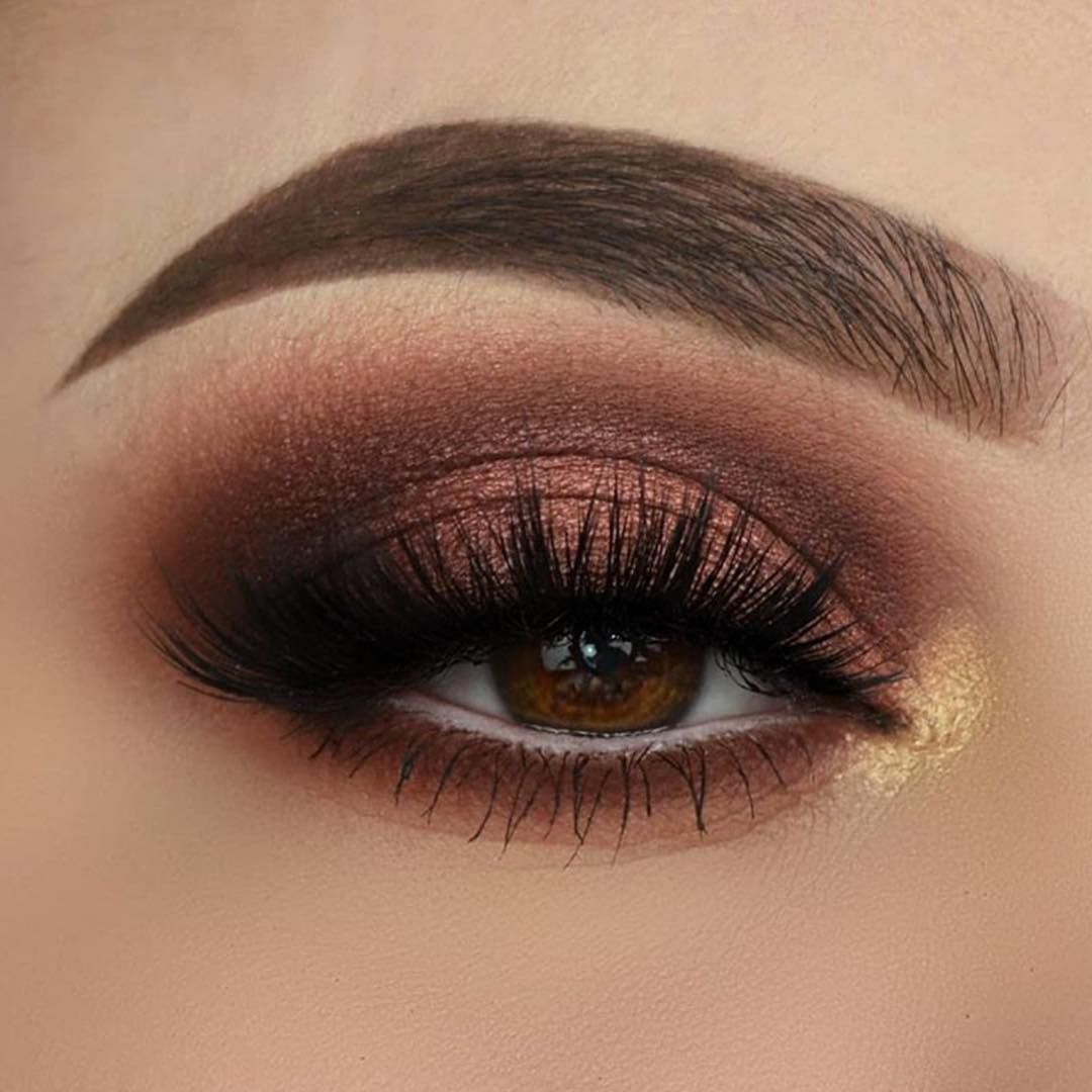 Soft Glam Look Caterina Triant Using The Soft Glam Palette On