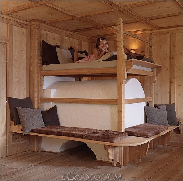 Photo of Great rustic log cabin design with a breathtaking interior