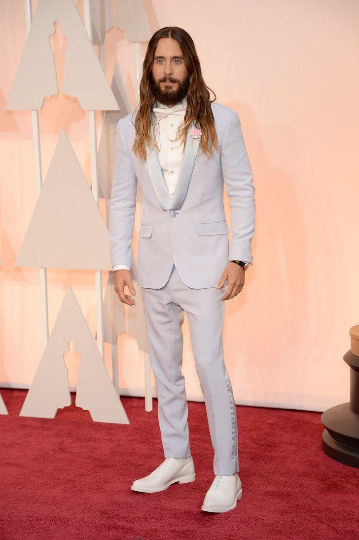 Pin for Later: Seht alle Stars bei den Oscars! Jared Leto