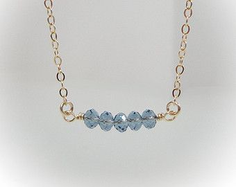 Mint Green Bracelet Simple Everyday Jewelry by JewelrybySivado