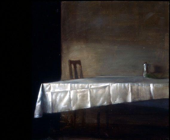 Folded Linen-Randall Sexton