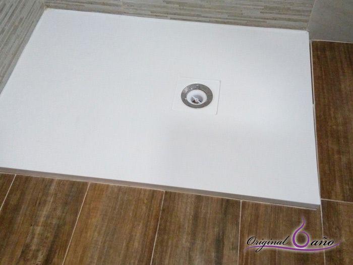 C mo reparar un plato de ducha de resina y carga mineral for Reparar plato de ducha de resina