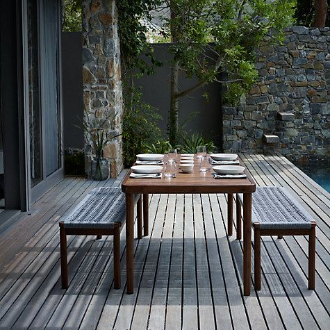 Buy Design Project By John Lewis No096 Dining Table 2 Benches