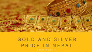 Gold Price In Nepal Today