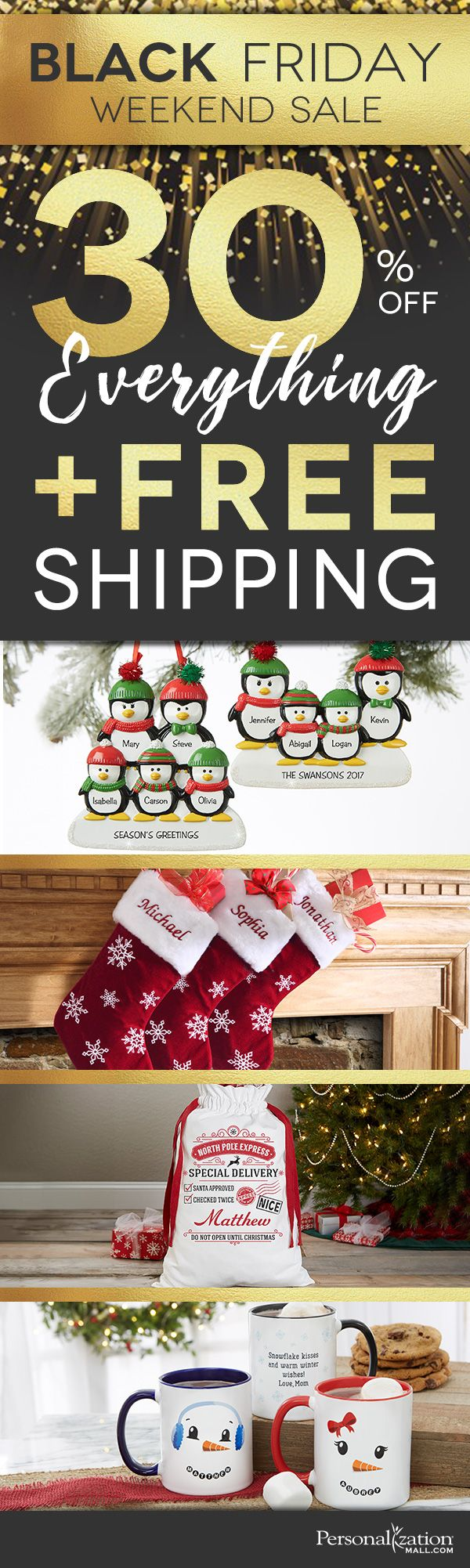 love love love all of these personalized christmas gift ideas and