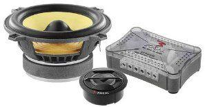 Focal K2 Power 130 Kp 5 25 Inch 2 Way Component Speaker Kit By Focal 499 99 The 130 Kp Is A 5 25 Inch 2 Way S Focal K2 Power Speaker Kits Component Speakers