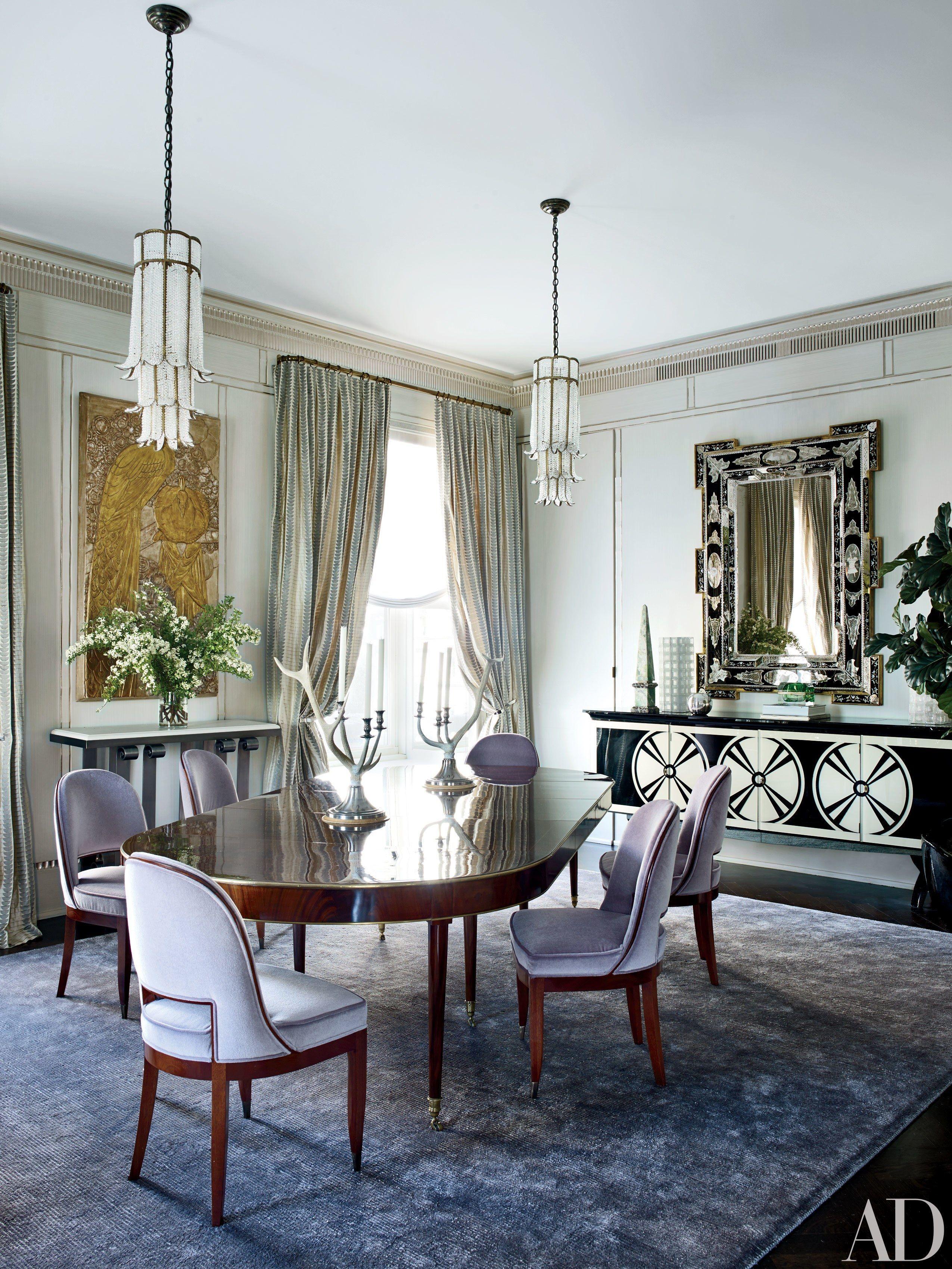 32 Elegant Ideas For Dining Rooms Design Diningroomdesignsindianstyle Diningroomfloorplandesign Diningroomg Art Deco Dining Room Art Deco Home Interior Deco