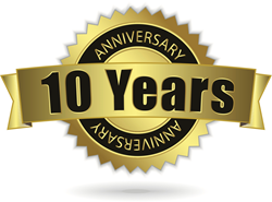Experience Advertising Celebrates 10 Years As An Award Winning