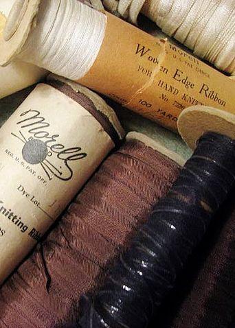 Vintage Sewing Trim