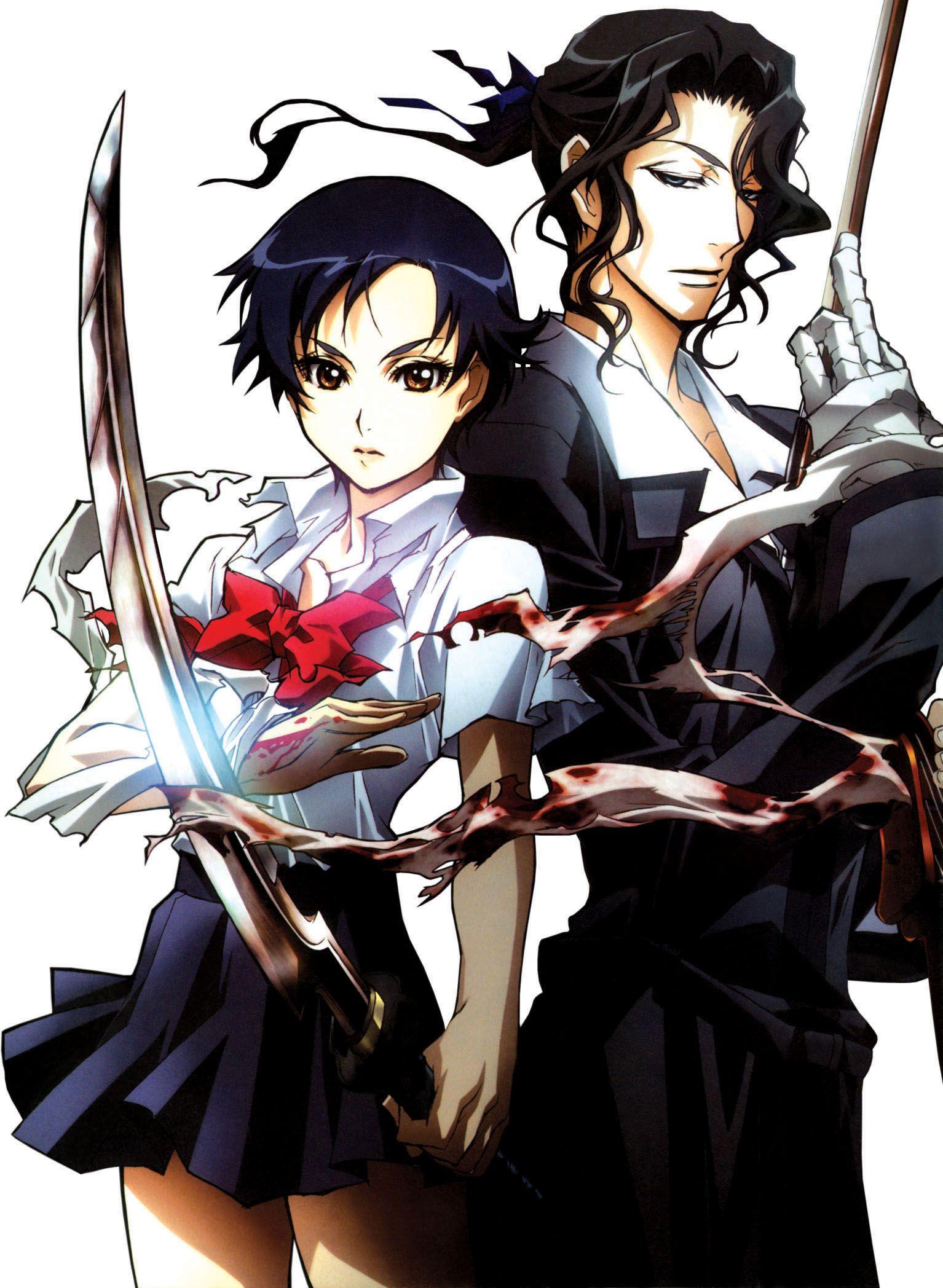 ブラッドプラス // Blood+ anime Anime, Blood anime, Anime episodes