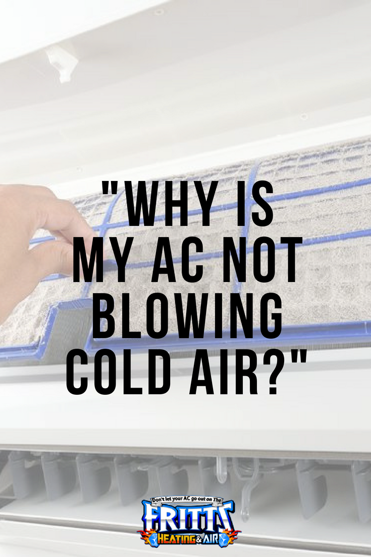 Why is My AC Not Blowing Cold Air Cold air, Home ac