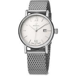 Swiza Alza Womens Stainless Steel Bracelet Watch