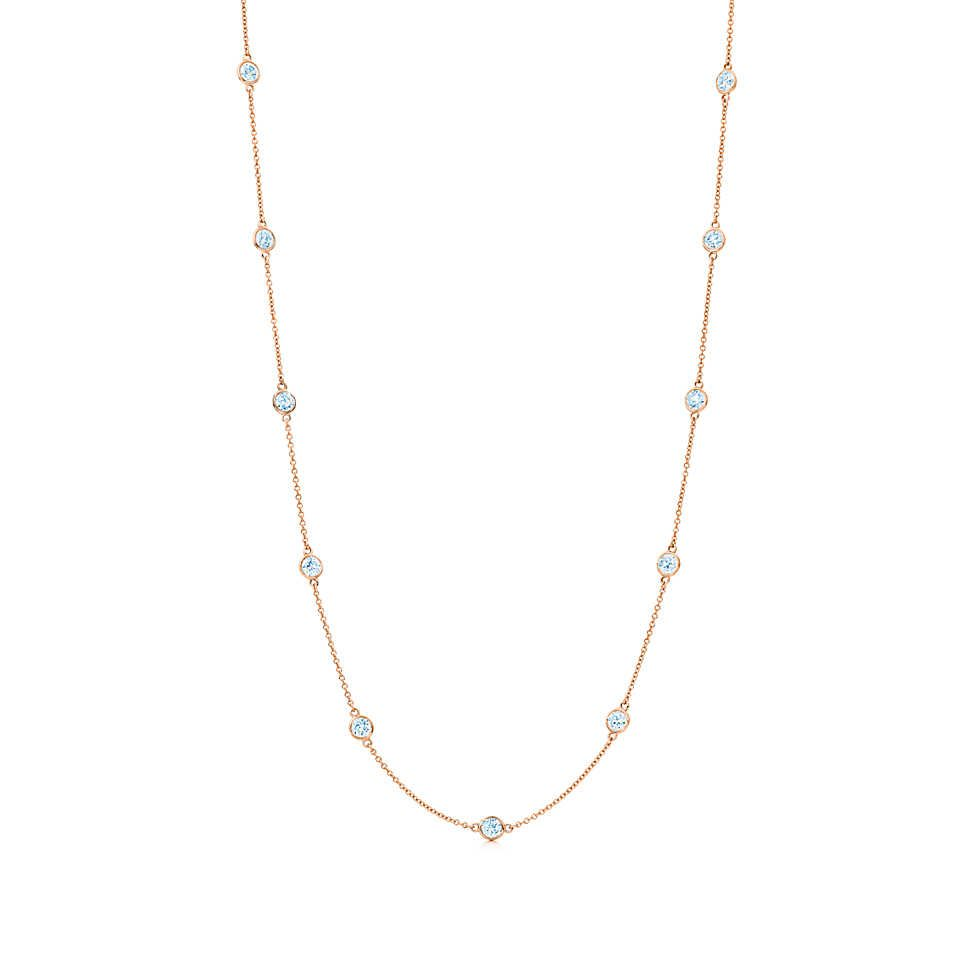 Elsa Peretti 174 Diamonds By The Yard 174 Necklace Wish