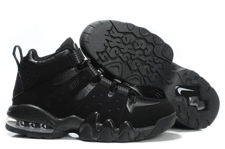 Nike Air Max2 CB 94 Black - Charles Barkley Shoes