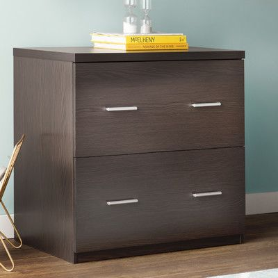 Modern Lateral Filing Cabinet Looks Like A Dresser Not Office Furniture