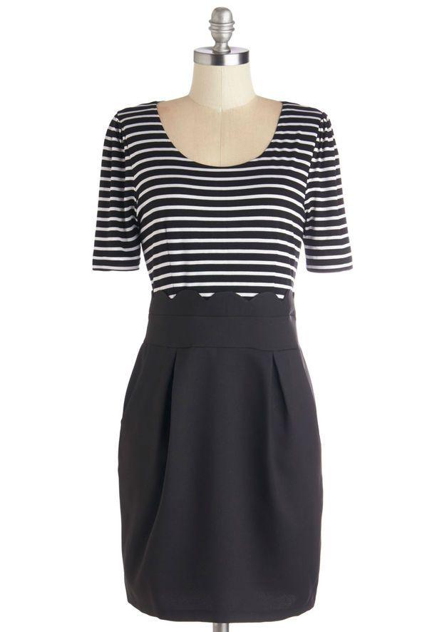 All in a Day's Work Dress | Mod Retro Vintage Dresses | ModCloth.com