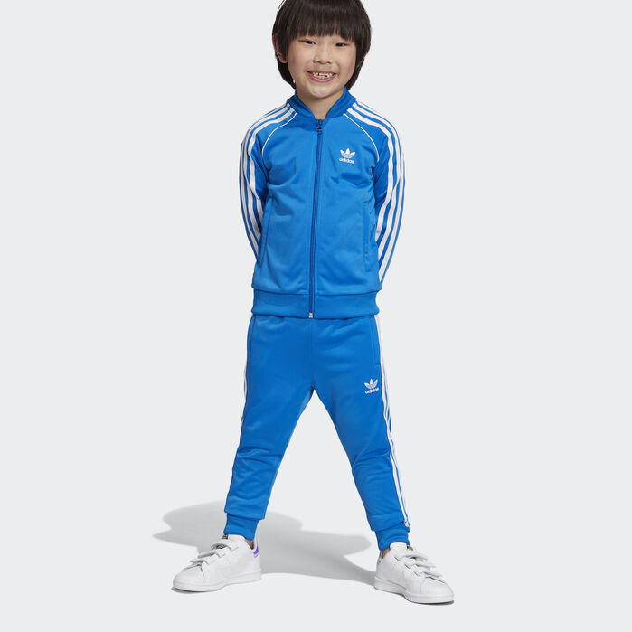 adidas Childrens Track Suit