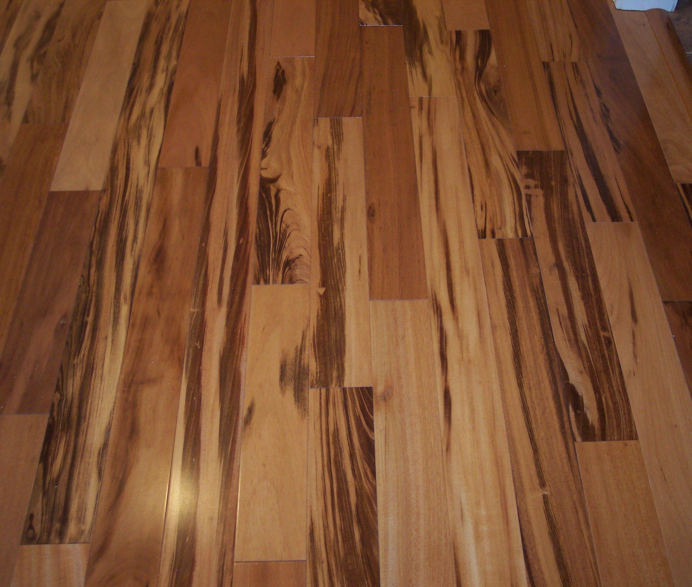 Dustless Hardwood Floors Tigerwood Flooring Hardwood Floors