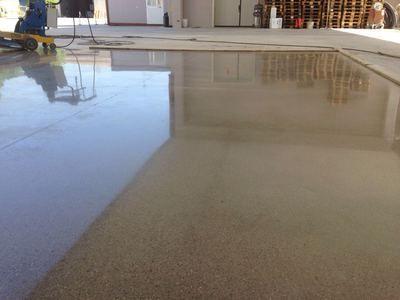 Pavimento Industriale In Cemento.Cemento Lucidato Lucidatura Cemento Lucidatura Pavimenti