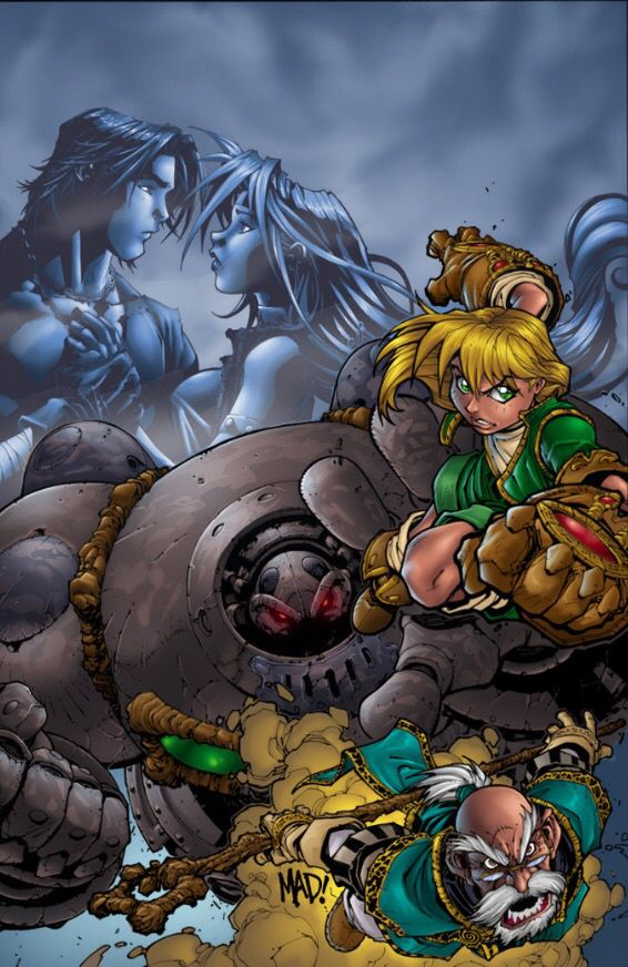 New #TruthfulComics Blog is LIVE! Let's Talk About: #BattleChasers #comics  #comicbook #blog #JoeMad http://www.truthfulcomics.com/blog/lets-talk-about-battle-chasers