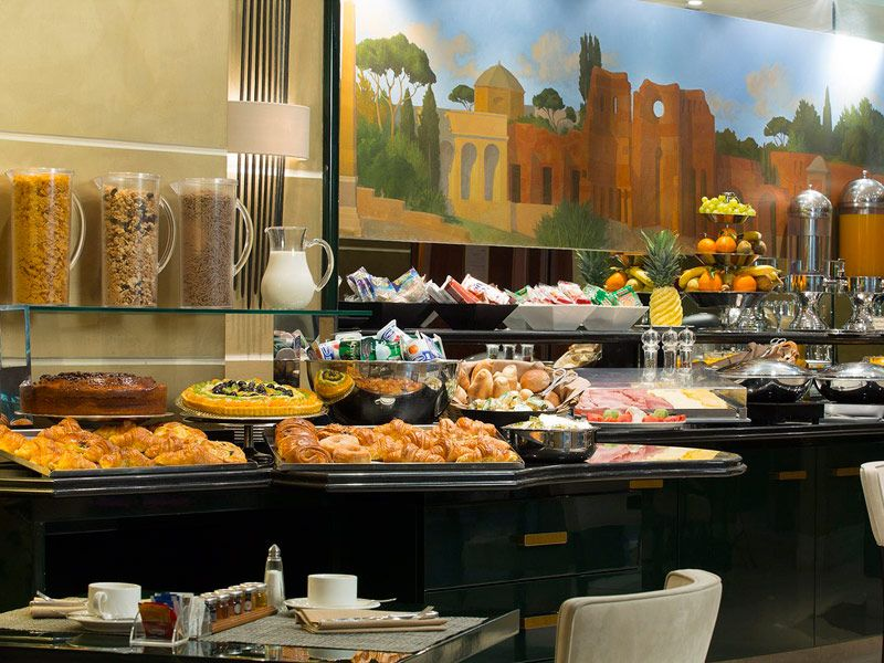 Mellini Hotel Gallery 4 Star In Rome Best Hotels City