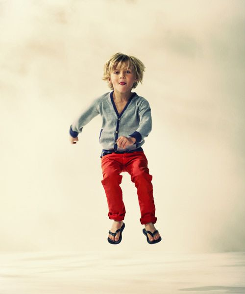 Well... This is pretty cute too. I could dress a boy fun.