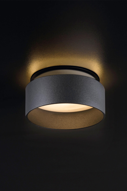 Design Led Einbauleuchte Sudara Schwarz Rund Indirektes Licht Inkl Led Modul 5w Warmweiss 230v In 2020 Led Lampen Decke Einbauleuchten Led Beleuchtung Wohnzimmer
