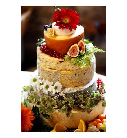 21 Fabulous Wedding Photo Display Ideas Reception: Fabulous Tiered Cheese Display That Looks Like A Wedding