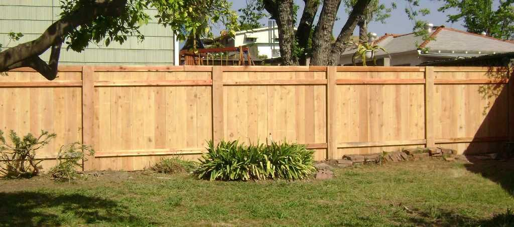Types Of Wooden Fences Ideas Backyard Fences Wood Fence Types