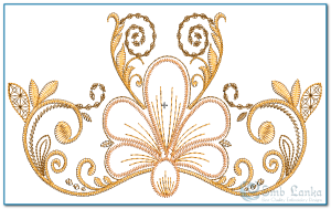 Vintage Floral Embroidery Design 1322916081 Png Embroidery