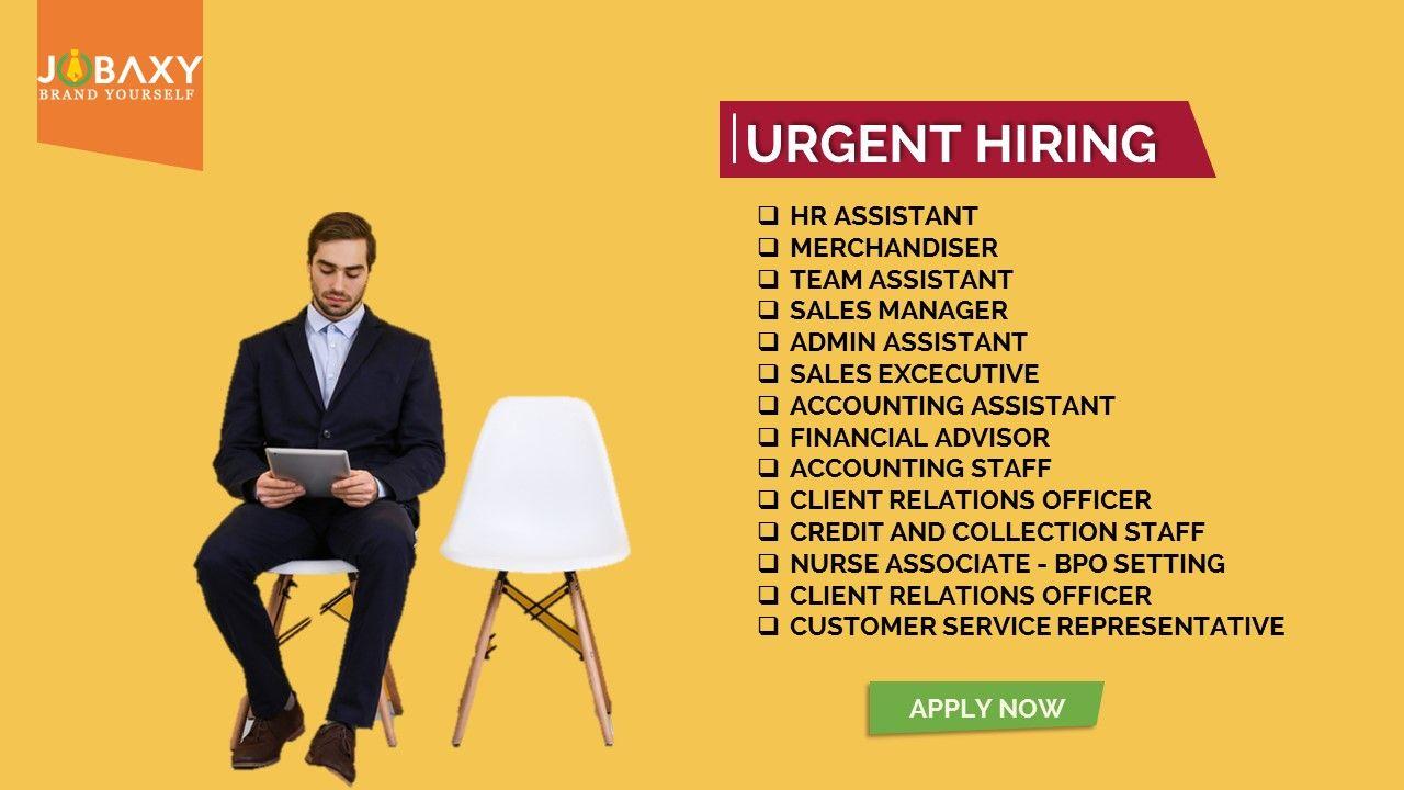 Here at discover and browse job vacancies we