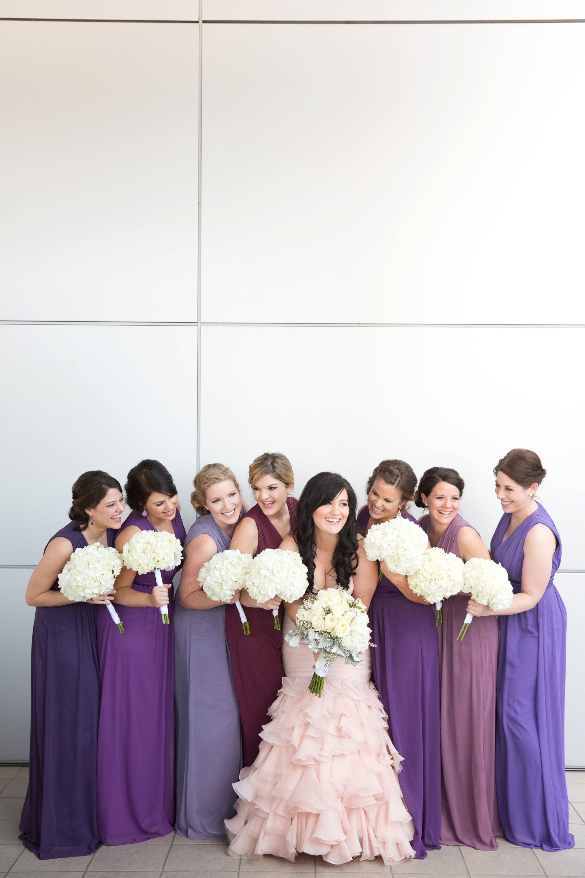 Leslie Robby S Palomar Wedding In Phoenix Arizona Non White Wedding Dresses Purple Wedding Dress Bridesmaid Wedding [ 3072 x 2048 Pixel ]