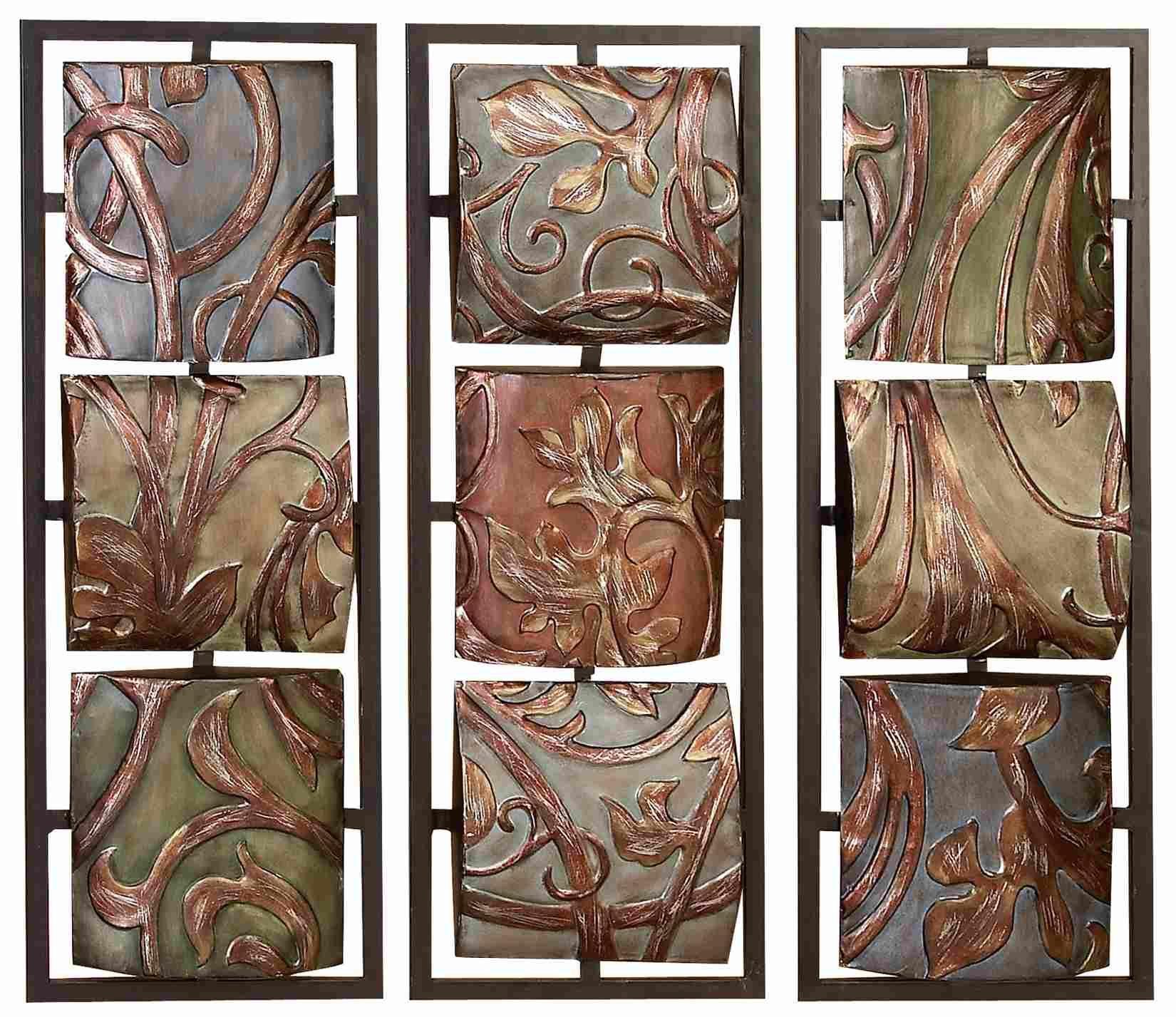 Wood And Metal Wall Panels bronze metal wall decor decorative wall panels bunnings nice