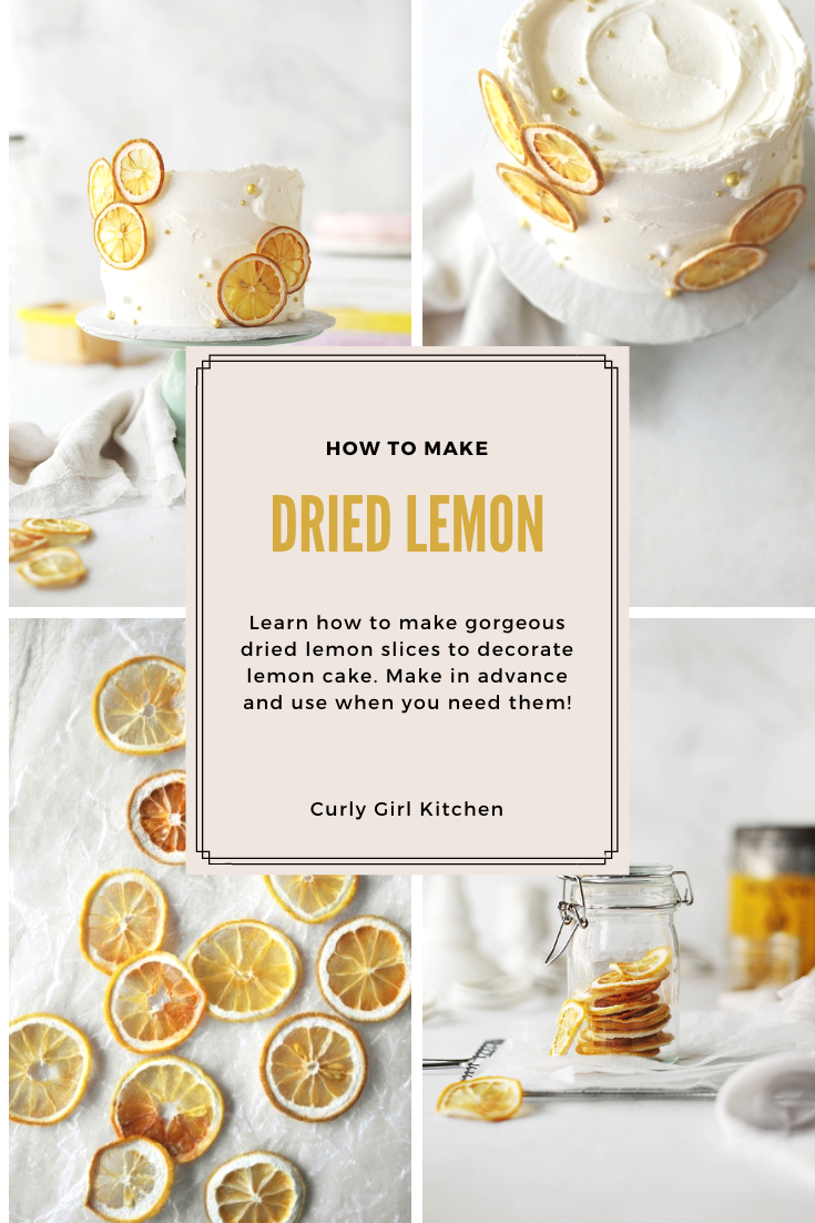 Lemon Cake With Lemon Buttercream Curly Girl Kitchen Recipe Lemon Cake Delicious Lemon Cake Dried Lemon