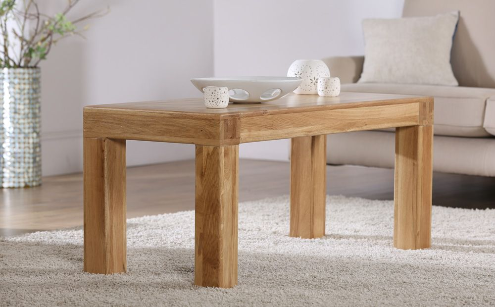 Portland Oak Coffee Table Only £249.99 | Furniture Choice
