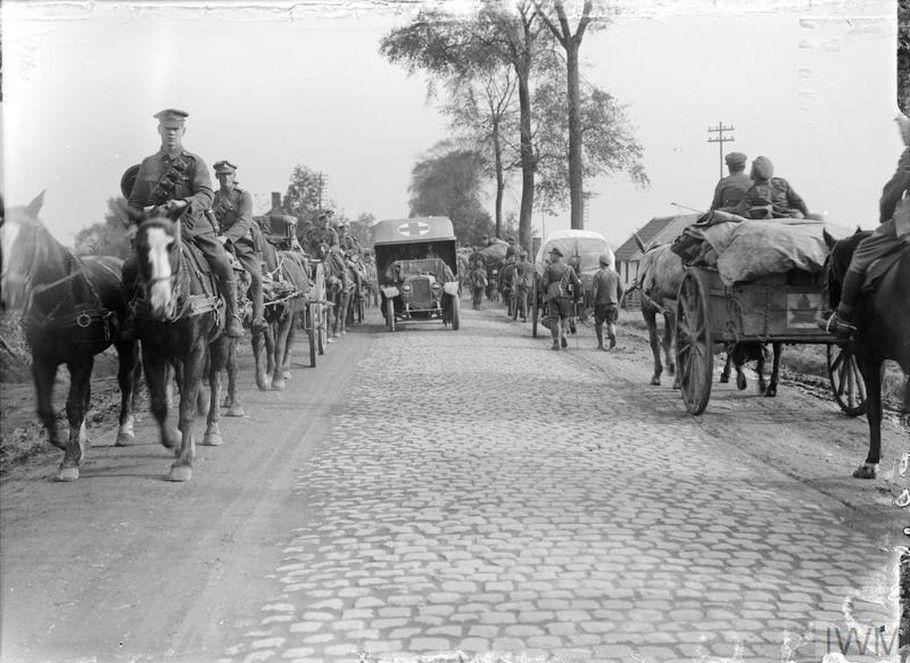THE BATTLE OF PASSCHENDAELE, JULYNOVEMBER 1917 Imperial