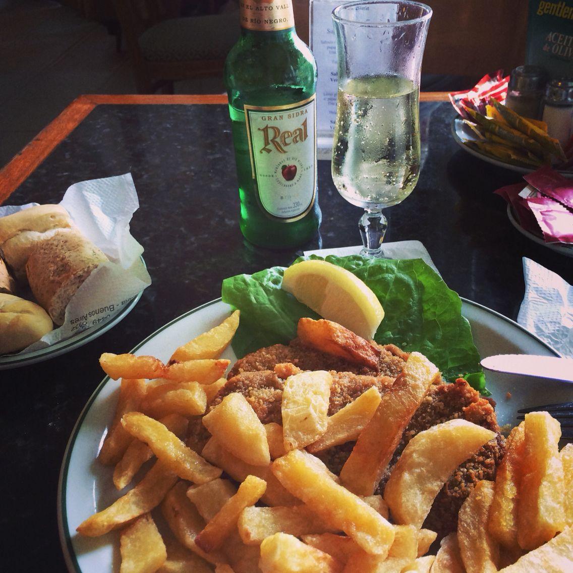 Almoço em BA