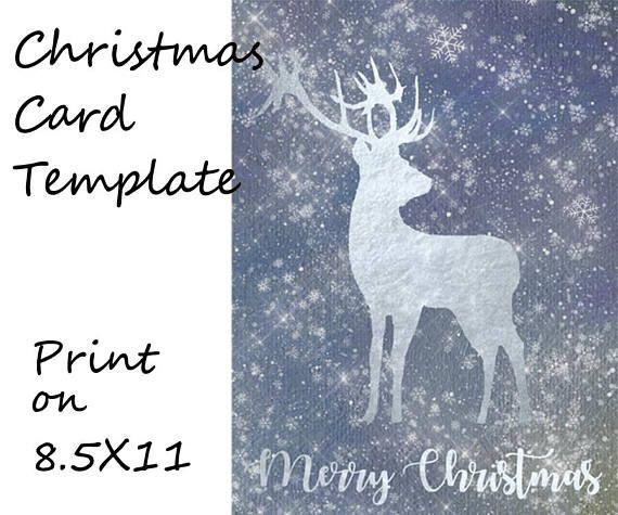 Christmas Card Template Christmas Clipart Merry Christmas Christmas Card Template Christmas Templates Christmas Cards