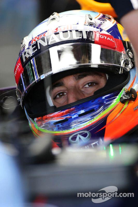 Daniel Ricciardo, Red Bull Racing #1 @ Belgium