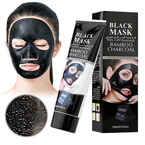 Mascara De Limpieza Facial Profunda Para Eliminar Espinillas