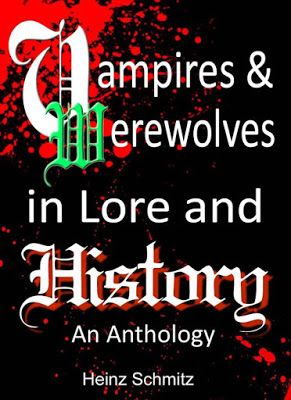 The Book Shelf: Vampires and Werewolves in Lore and History by Hei...