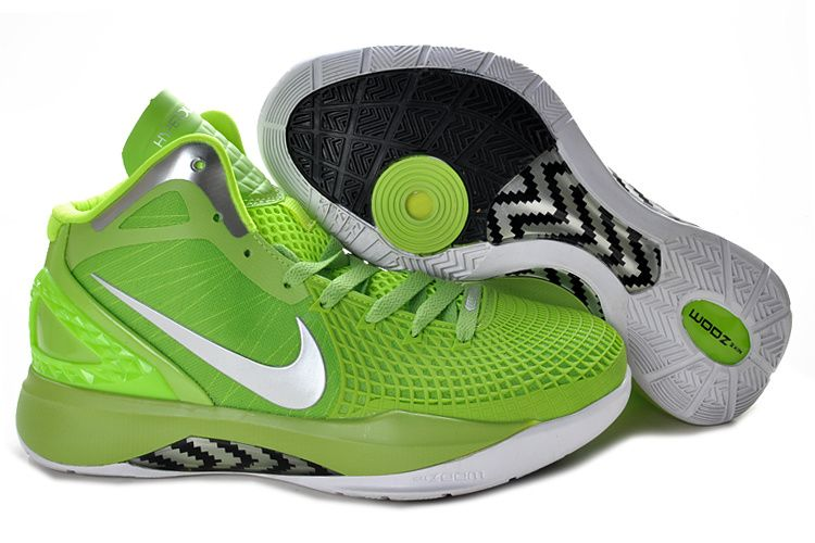 info for 929c0 b76ee Cheap Nike Zoom Blake Griffin Hyperdunk 2012 Volt Metallic Silver 469776 601