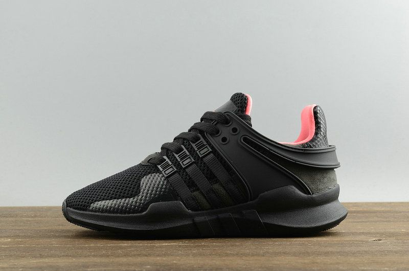 new arrival 10dc3 62ec6 UK Trainers 2018 Adidas Equipment Support ADV Core Black Noir Turbo BB1300  Youth Big Boys Sneakers