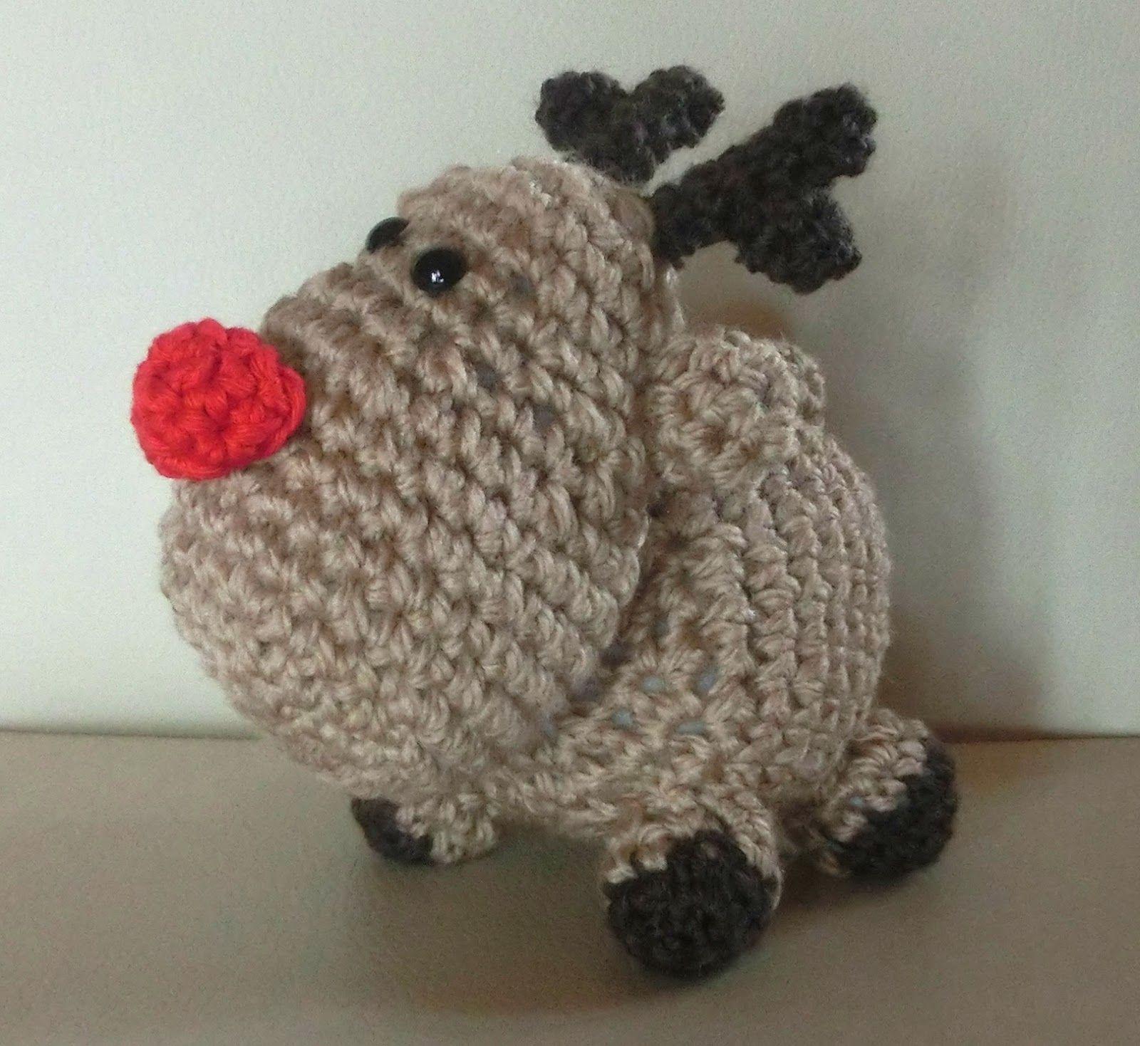 Wollowbies Häkelminis Feiern Weihnachten Jana Ganseforth Topp