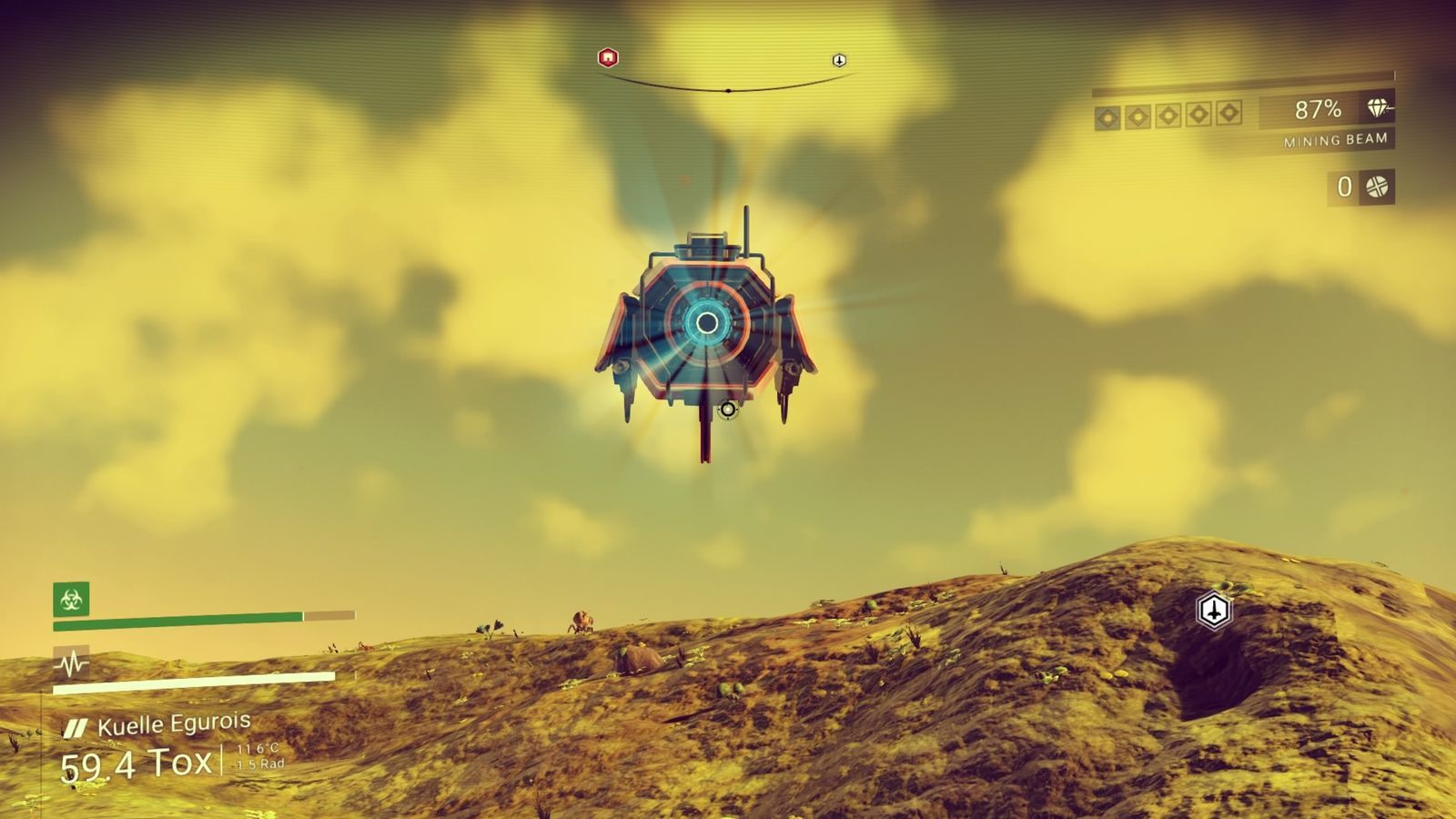 No Mans Sky travel diary day five: searching for a purpose