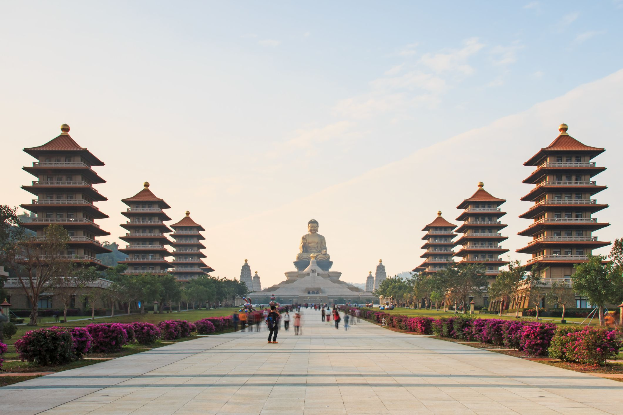 Affordable Family Day In Kaohsiung Taiwan In