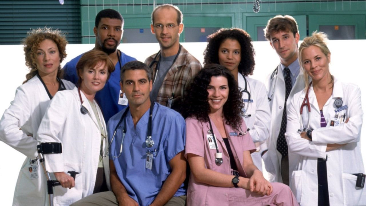 Image result for emergency room tv