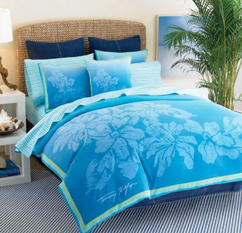 Island style bedroom decor