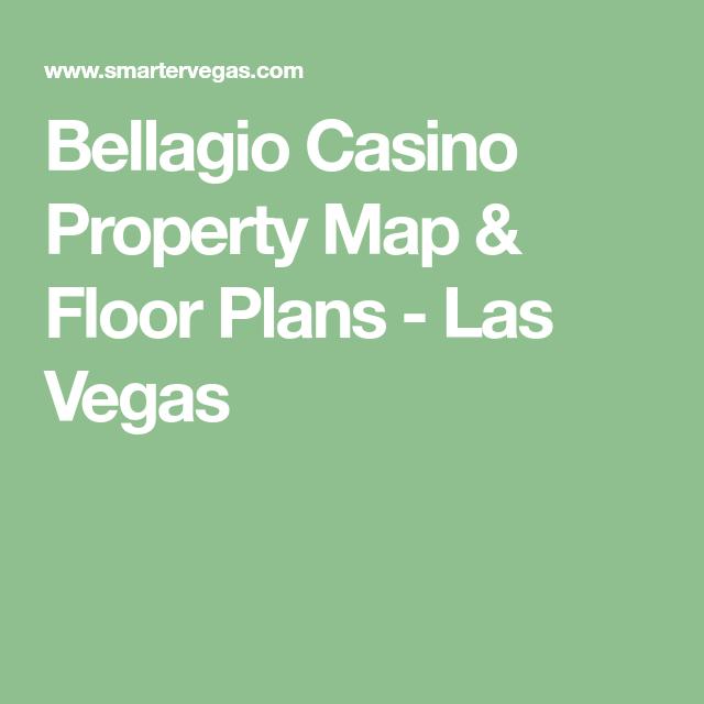 Bellagio Casino Property Map Floor Plans Las Vegas Bellagio Vegas Trip Vegas Maps